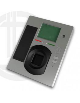 Біометрична система контролю доступу