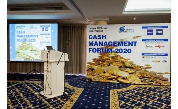 Підсумки форуму «Cash management forum 2020»